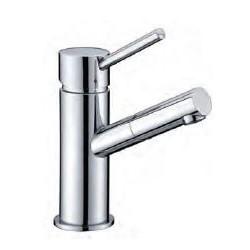 Monomando lavabo IRIS