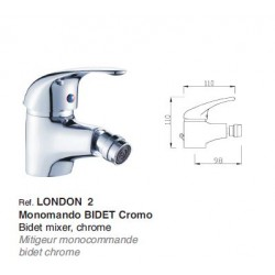 Monomando Bidet LONDON