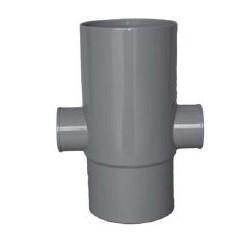 Boquilla PVC 110 mm, con 2...
